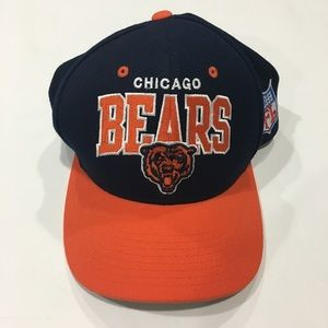 f25c1beb16bc4 Chicago Bears Mitchell   Ness Snapback Hat